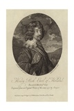Henry Rich Earl of Holland Giclee Print by Samuel Cooper