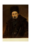 Taras Shevchenko, Ukranian Poet and Artist Giclee Print by Ivan Nikolaevich Kramskoy
