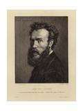 Jean Paul Laurens Giclee Print by Jean Paul Laurens