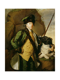 Portrait of John Whetham of Kirklington (1731-81), 1779-1780 Giclee Print by Joseph Wright of Derby
