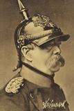 Otto Von Bismarck Photographic Print