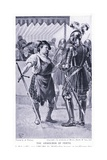 The Armourer of Perth, 1920's Giclee Print by Alfred Pearse