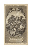 The History of Tom Jones Giclee Print by Edward Henry Corbould