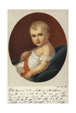 Roi De Rome Giclee Print by Francois Gerard