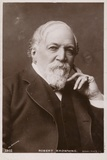 Robert Browning (1812-1889), English Poet and Playwright Photographic Print