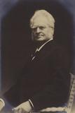 Bjornstjerne Bjornson (1832-1910), Norwegian Nobel Prize-Winning Writer Photographic Print