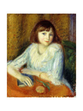 A Portrait of Penny Giclee Print by William James Glackens