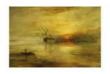 Fort Vimieux Giclee Print by J. M. W. Turner