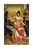 The Elegant Connoisseur Giclee Print by Joseph Frederick Charles Soulacroix