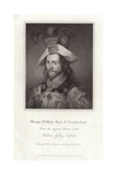 George Clifford Earl of Cumberland Giclee Print by Nicholas Hilliard