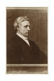 Lewis Carroll (1832-1898), English Writer Giclée-Druck von Hubert von Herkomer