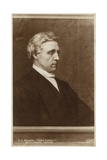 Lewis Carroll (1832-1898), English Writer Giclée-Druck von Sir Hubert von Herkomer