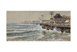 Atlantic City Giclee Print by Edmund Darch Lewis
