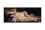An Odalisque Giclee Print by Ferdinand Roybet
