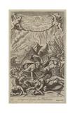 Samson Slays the Philistines Giclee Print by G Freman