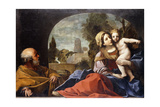 The Holy Family Giclee Print by Alessandro Tiarini
