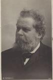 Giosue Carducci (1835-1907), Nobel Prize-Winning Italian Poet Photographic Print