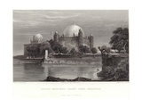 Sultan Mahomed Shah's Tomb in Beejapore Giclee Print by Samuel Prout