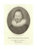 Portrait of Alexander Leslie, Earl of Leven Giclee Print by Cornelius Jansen