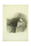 Apparition, 1870-75 Giclee Print by Odilon Redon