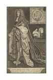 Portrait of King James II of England Giclee Print