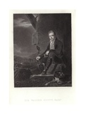 Sir Walter Scott Giclee Print by Sir Henry Raeburn