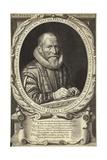 Portrait of Felix Van Sambix Giclee Print by Michiel Jansz. van Mierevelt