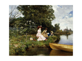 Summer Reverie, 1878 Giclee Print by Lucio Rossi