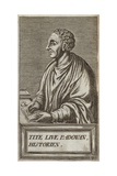 Titus Livius Patavinus Giclee Print by Andre Thevet