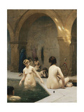 The Bathers; the Baigneuses, C.1889 Giclee Print by Jean Leon Gerome