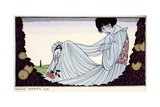 Contemplation  1919 Giclee Print by Georges Barbier