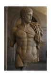 Diomedes. Roman Sculpture after Original of About 430 BC. Glyptothek. Munich Giclee Print