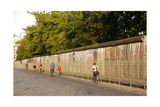 Berlin Wall. Germany Giclee Print