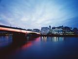 London Bridge Photographic Print by Carlos Dominguez