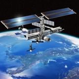 ENEIDE Mission To the ISS, Artwork Papier Photo par David Ducros
