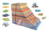 Geological Formations, Artwork Prints by Gary Gastrolab