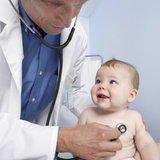 Paediatric Examination Photographic Print by Adam Gault