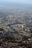 London, UK, Aerial Photograph Prints by Carlos Dominguez