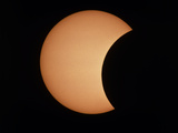 Partial Phase of An Annular Eclipse (10-May-1994) Photographic Print by Dr. Fred Espenak