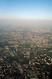 Milan, Italy, Aerial Photograph Photographic Print by Carlos Dominguez