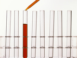 Pipetting Solution Photographic Print by Mauro Fermariello