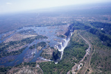 Victoria Falls Photographic Print by Carlos Dominguez