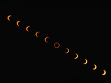 Annular Solar Eclipse, 10 May 1994 Photographic Print by Dr. Fred Espenak