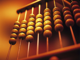 Abacus Photographic Print by Adam Gault