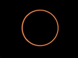 The Annular Solar Eclipse of 10-May-1994 Photographic Print by Dr. Fred Espenak
