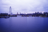 London Landscape Photographic Print by Carlos Dominguez