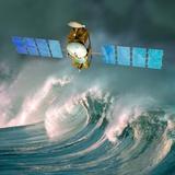 Jason-2 Satellite, Artwork Photographic Print by David Ducros