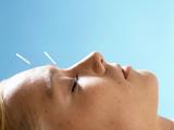 Acupuncture Premium Photographic Print by Mauro Fermariello