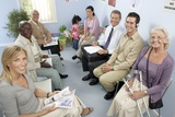 General Practice Waiting Room Photographic Print by Adam Gault