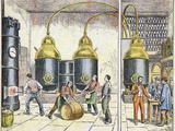 Distillery, 19th Century Prints by CCI Archives